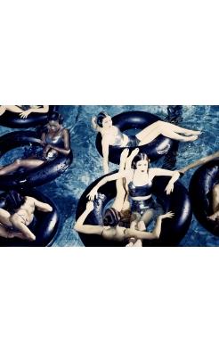 Ellen von Unwerth, Bathing Beauties I, Paris, 1992