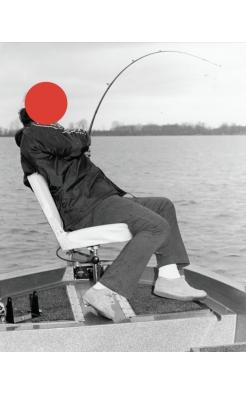John Baldessari, Big Catch, 2016