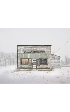 David Burdeny, General Store, Saskatchewan, CA, 2021