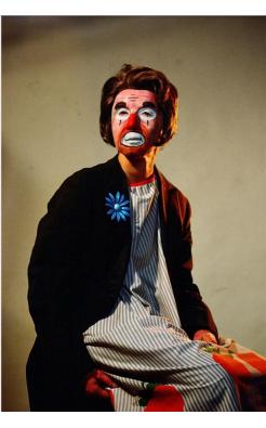 Cindy Sherman, Untitled (Clown), 2006