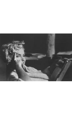 Elliott Erwitt, Marilyn Reclining