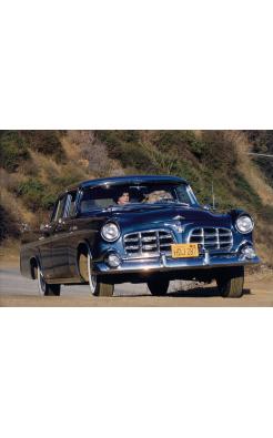 Elliott Erwitt, California, Lion Driving 1956