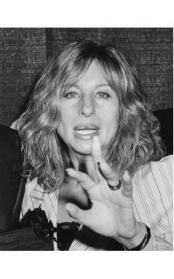 Ron Galella, Barbra Streisand