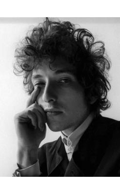 Jerry Schatzberg, Bob Dylan, 1965