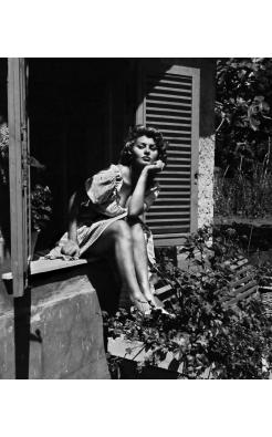 Ormond Gigli, Sophia Loren
