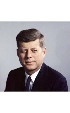 Ormond Gigli, John F Kennedy