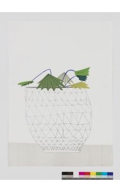 Jonas Wood, Untitled, 2009