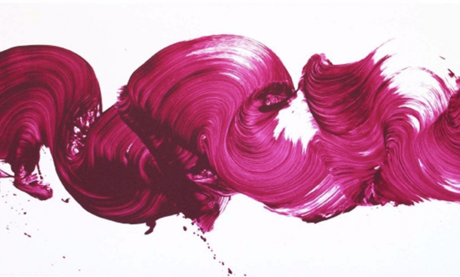 James Nares, Girl About Town, 2018