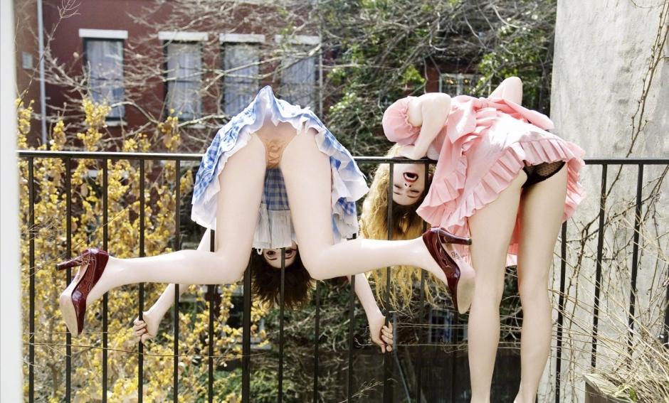 Ellen von Unwerth, Double Trouble, New York, 2008