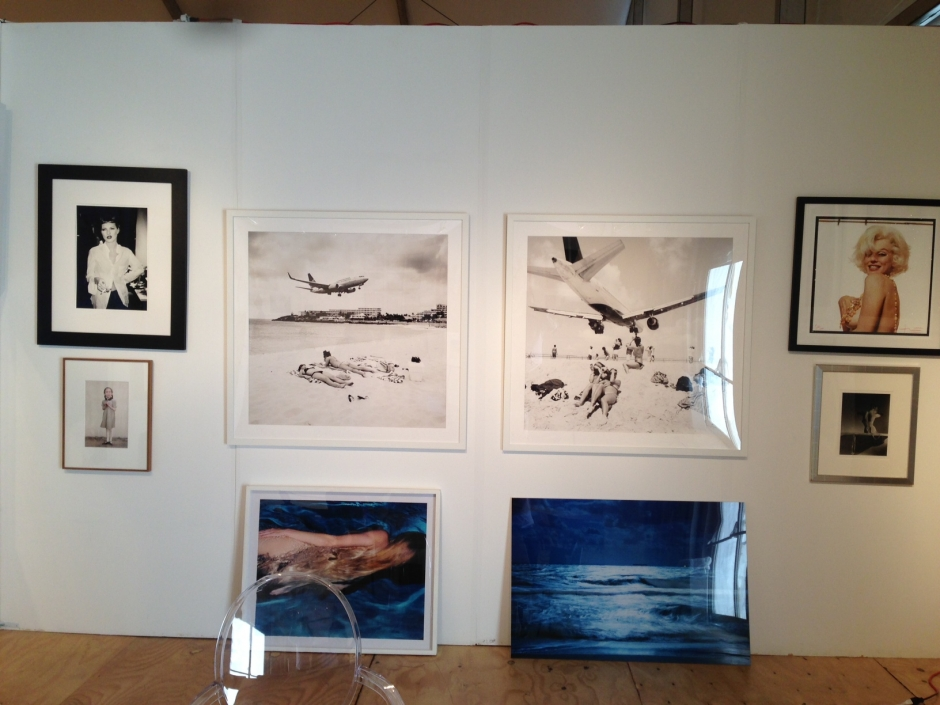 HKP Booth at Overture Miami 2012 Art Fair