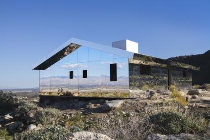 Doug Aitken, Mirror House