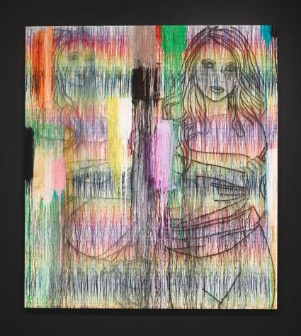 Ghada Amer, Two Women