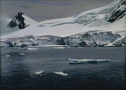 Richard Estes, Antarctica