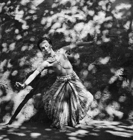 Cecil Beaton, Man Dancing
