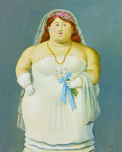 Fernando Botero, Bride