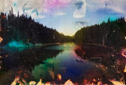 Matthew Brandt, Landscape