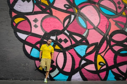 El Seed, Calligraffiti, 2015