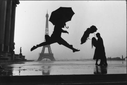 Elliott Erwitt, Paris, France, 1989