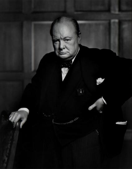 Yousuf Karsh, Winston Churchill