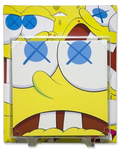 Kaws, Sponge Bob