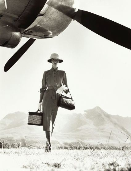 Norman Parkinson, Art of Travel