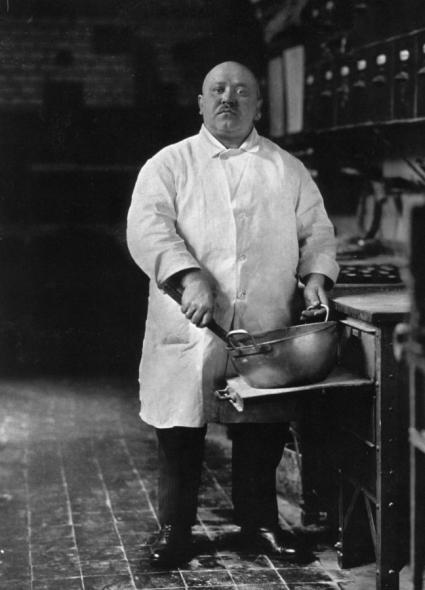 August Sander, Pastrycook