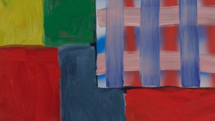 Sean Scully, Untitled Window