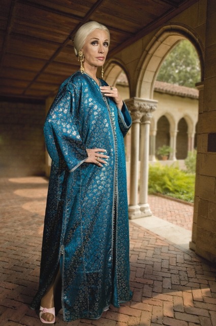 Cindy Sherman, Blue Dress