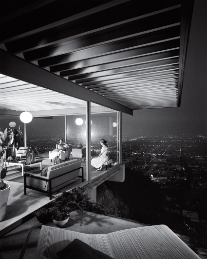 Julius Shulman, Case Study House no. 22, Los Angeles