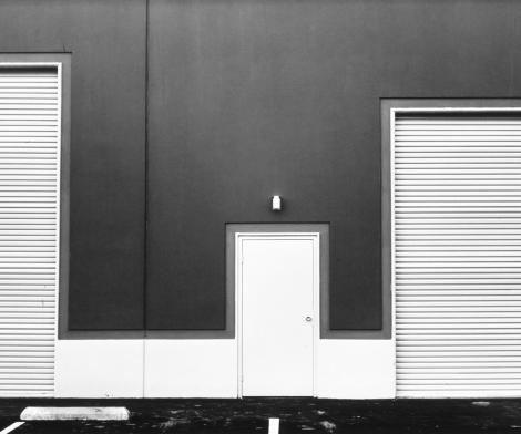 Lewis Baltz, Hot to Make Minimalism
