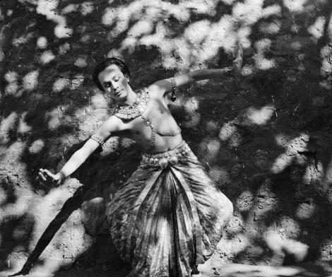 Cecil Beaton, Man Dancing