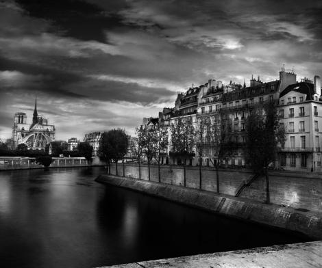 Jean-Michel Berts, Paris Cityscape