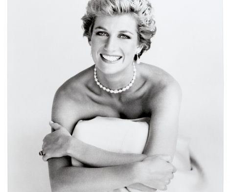 Patrick Demarchelier, Princess Diana