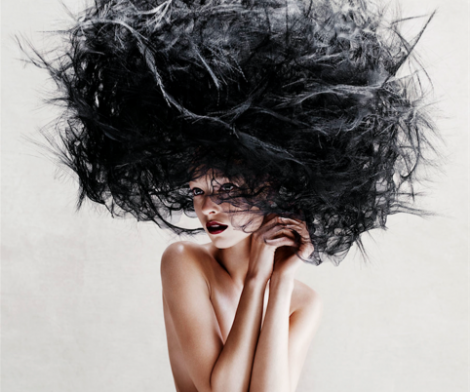 Patrick Demarchelier, The Mane Event, 2012