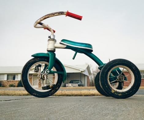 William Eggleston, Tricycle