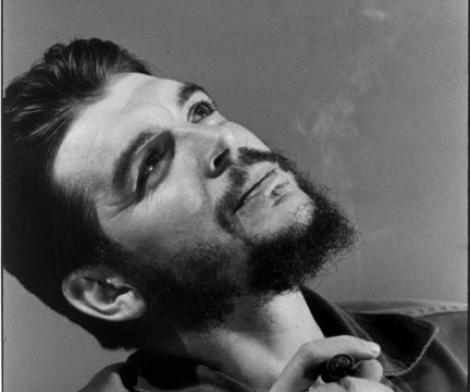 Elliott Erwitt, Che Guevara, Havana, Cuba, 1965