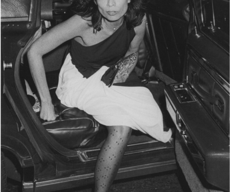 Ron Galella, Bianca Jagger