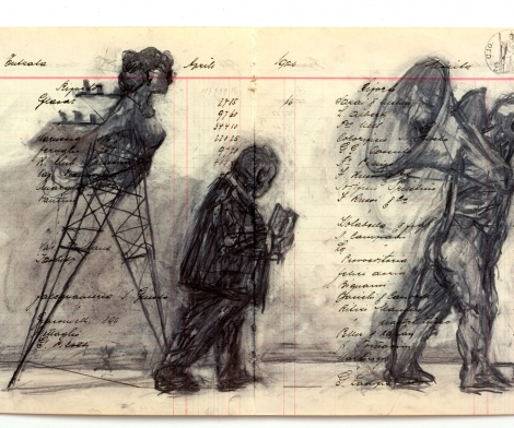 William Kentridge, Zeno Writing