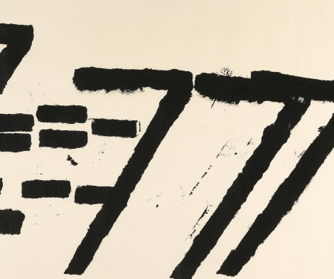Jannis Kounellis, Abstract