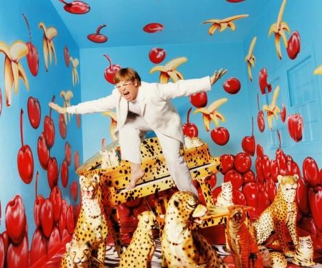 David Lachapelle, Elton John