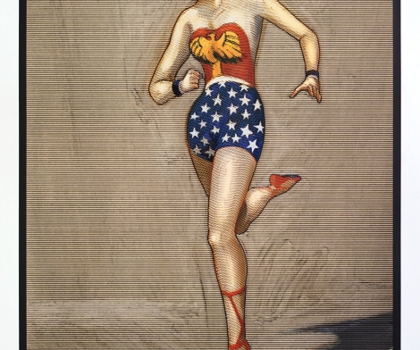 Mel Ramos, Wonder Woman