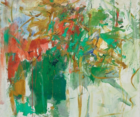 Joan Mitchell, Garden Party