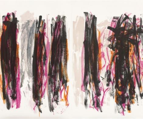 Joan Mitchell, Trees IV, 1992