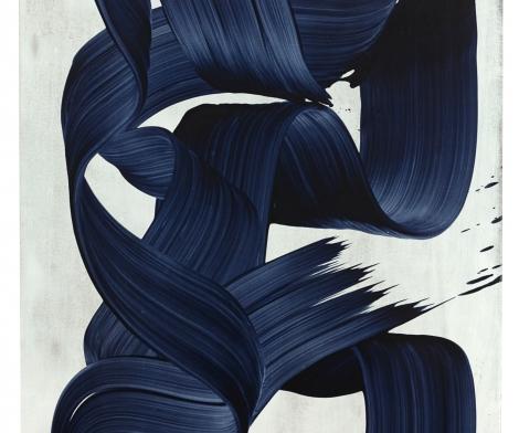 James Nares, Take 118 Blue Black