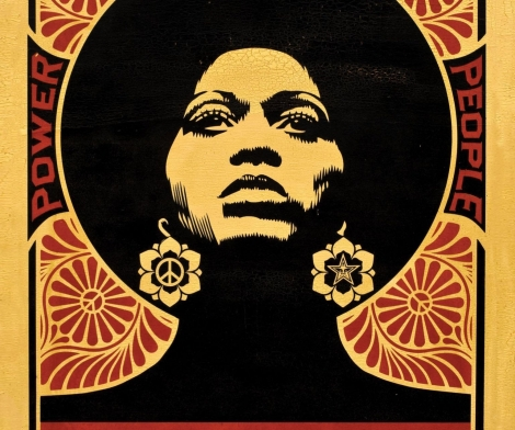 Shepard Fairey, Power and Equality