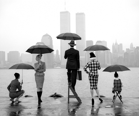 Rodney Smith, 5 Umbrellas