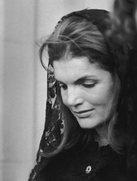 Ron Galella, Jackie Kennedy