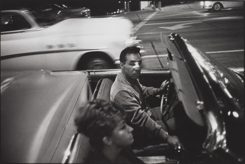 Garry Winogrand, Los Angeles Sunset Strip, 1964
