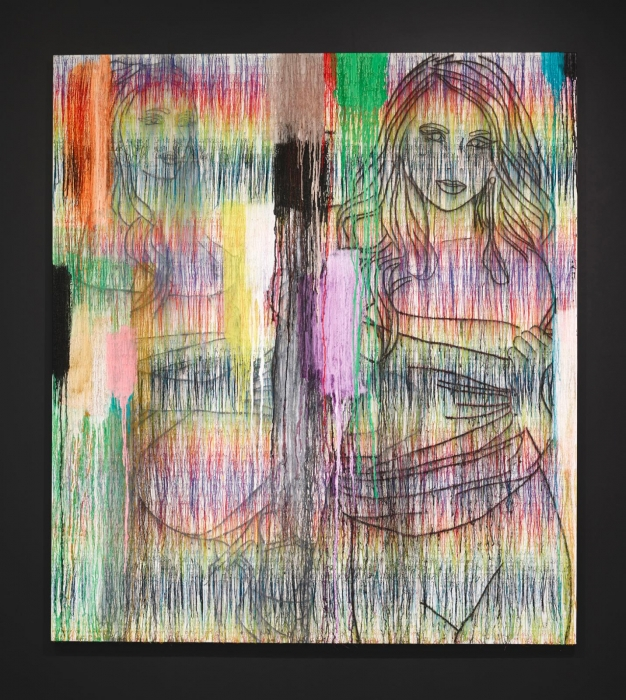 Ghada Amer, Two Women