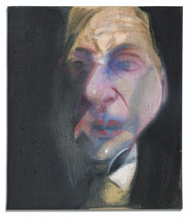 Francis Bacon Self Portrait